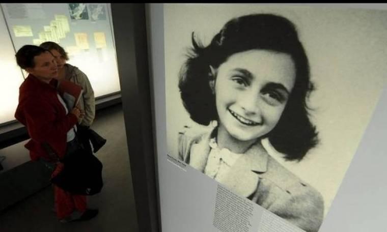 Ανατροπή σε όσα γνωρίζαμε για τη σύλληψη της Άννας Φρανκ