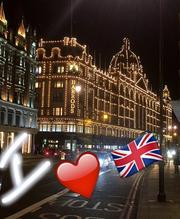 Κωνσταντίνα Σπυροπούλου: Ταξίδι αστραπή στο Λονδίνο (Οι πρώτες φωτό)