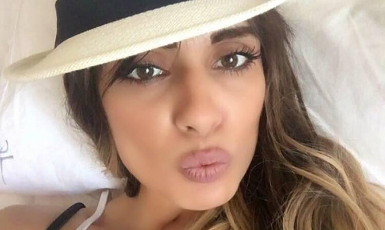 Μίνα Αρναούτη: Πιο εντυπωσιακή και σέξι από ποτέ (φωτό)