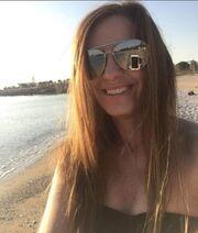 Η Κάτια Νικολαϊδου χωρίς ρετούς στην παραλία τέλη Δεκεμβρίου!