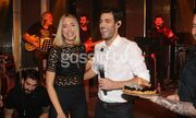 Κατερίνα Ευαγγελινού: Γιόρτασε τα γενέθλιά της στον Μαρτάκη