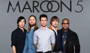 «Maroon 5»: Έσπασαν κάθε ρεκόρ πωλήσεων