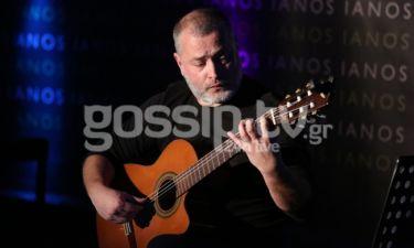 Ρεσιτάλ κιθάρας από τον Παναγιώτη Μάργαρη