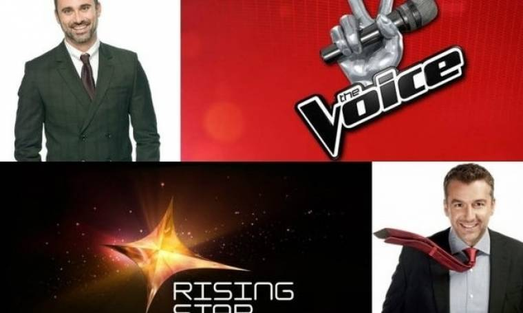 Αντ1 τώρα. Δεν τραβάει το «Rising Star».Μετανιώνουν που έχασαν το «The Voice» (Nassos blog)