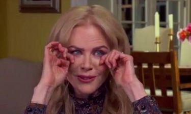 Nicole Kidman: Βούρκωσε on air για τον… σύζυγό της