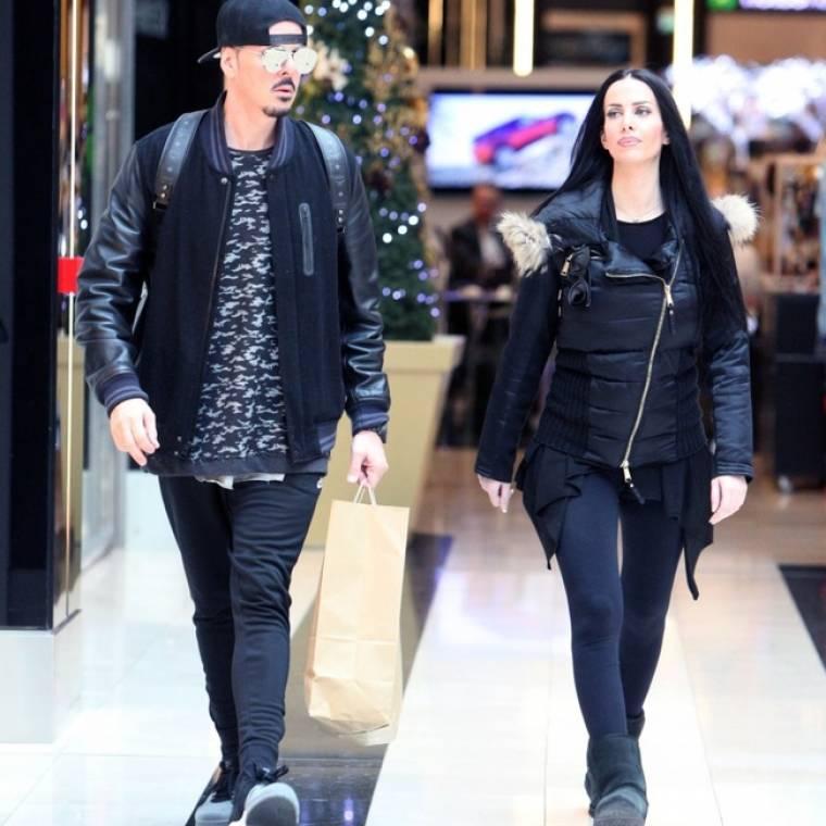 Nivo: Βόλτα στα μαγαζιά με την σύζυγό του