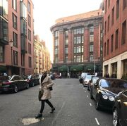 Κωνσταντίνα Σπυροπούλου: Νέες φωτό από τις βόλτες της στο Λονδίνο