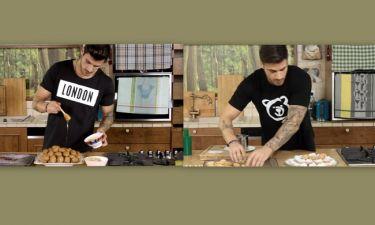 Άκης Πετρετζίκης: Οι τέλειες συνταγές του για μελομακάρονα και κουραμπιέδες