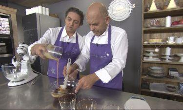 Στέλιος Παρλιάρος: Μας δείχνει τις συνταγές που θα απογειώσουν το γιορτινό μας τραπέζι