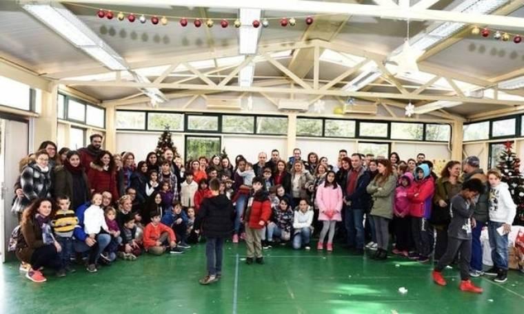 ΒΙΑΝΕΞ/ΒΙΑΝ: Προσφορά αγάπης των εργαζομένων σε 6 Ιδρύματα σε όλη την Ελλάδα