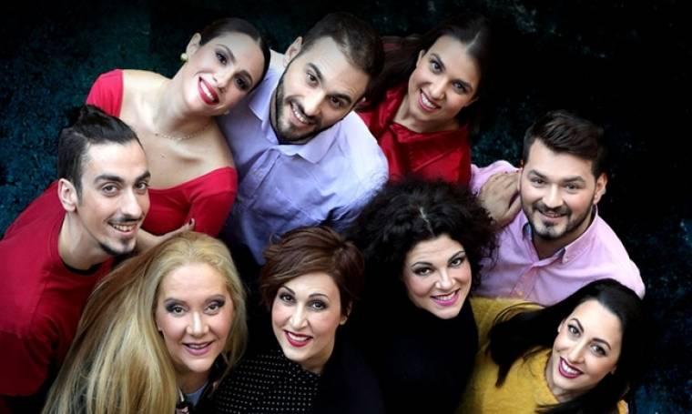 Πανοπούλου-Τρύπη-Πέτα: Ξεκινάνε εμφανίσεις 14 Γενάρη