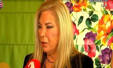 Δήμητρα Παπανδρέου: Η απίστευτη ενόχλησή της on camera - Τι συνέβη;