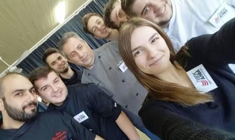 Οι σπουδαστές Επισιτισμού του ΙΕΚ ΑΛΦΑ Γλυφάδας μαγείρεψαν για την «Κοινωνική Στήριξη»
