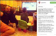 Γρηγόρης Γκουντάρας: Βλέπει μπάσκετ με τα παιδιά του