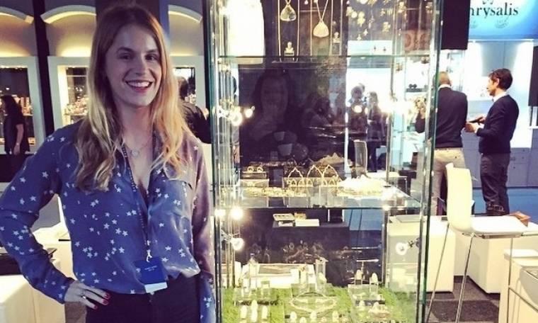 Ευγενία Νιάρχου: «Θέλω να φορούν τις δημιουργίες μου Ελληνίδες που αγαπούν τη μόδα»