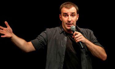 Γιώργος Χατζηπαύλου: «Δεν είμαι ηθοποιός. Είμαι κωμικός»