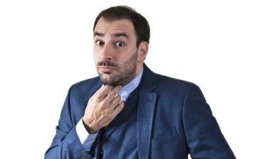 Γιώργος Χατζηπαύλου: «Δεν είμαι μία κινητή μηχανή που λέει αστεία»