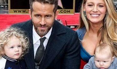 Η Blake Lively και ο Ryan Reynolds αποκάλυψαν το όνομα της κορούλας τους