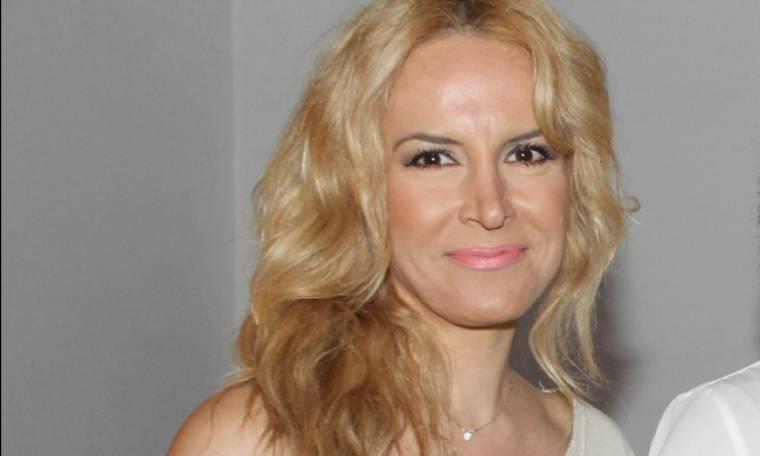Μαρία Ανδρούτσου: «Ο ρόλος μου στη σειρά Έλα στη θέση μου είναι κόντρα σε μένα»