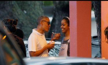 Χριστούγεννα: Οι χαλαρές στιγμές του Μπαράκ Ομπάμα στη Χαβάη (pics)
