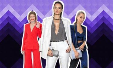 Chicest Suits: Αυτά είναι τα πιο κομψά κοστούμια του 2016