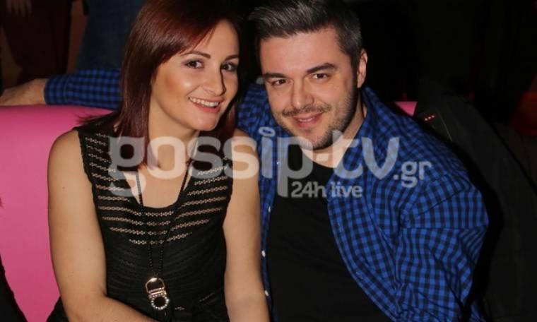 Πέτρος Πολυχρονίδης: Παραμονή Χριστουγέννων με τη σύντροφο του (φωτο)