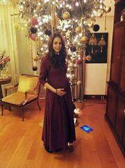 Ελληνίδα ηθοποιός αποκάλυψε την εγκυμοσύνη της με φωτογραφία της στο instagram