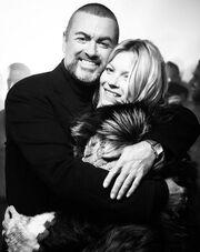 Kate Moss: Το συγκινητικό μήνυμα για το θάνατο του George Michael