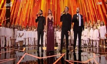 «Rising Star»: Αποχαιρέτησαν τον George Michael