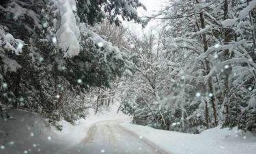 Καιρός Live – Προσοχή: Η ΕΜΥ προειδοποιεί – Αυτές οι περιοχές θα «θαφτούν» στο χιόνι σε λίγες ώρες