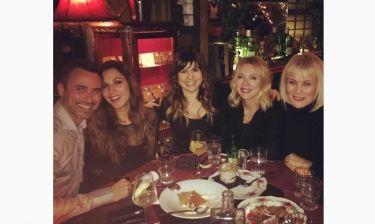 Οι ηθοποιοί της «Εθνικής Ελλάδος» έκαναν reunion