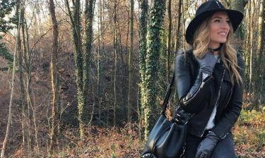 Αθηνά Οικονομάκου: Η νέα φωτογραφία από το ταξίδι της στην Αυστρία