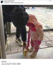 Ζέτα Θεοδωροπούλου: Η τρυφερή φωτογραφία της κόρης της