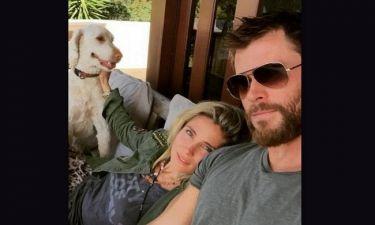 Αυτή η φωτογραφία του Chris Hemsworth θα σε πείσει πως είναι ο πιο sexy μπαμπάς στο Hollywood
