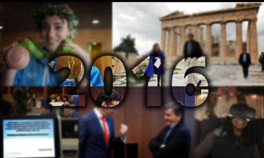 Τα γεγονότα που στιγμάτισαν το 2016
