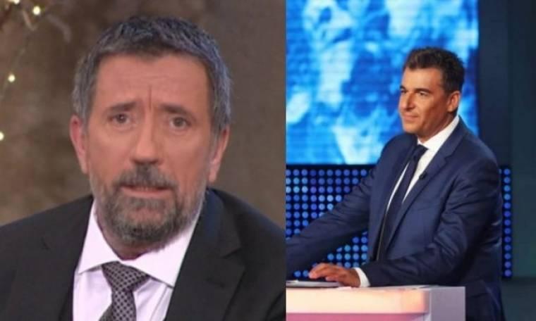 Παπαδόπουλος-Λιάγκας: Ποιος από τους δύο έφτασε μέχρι και 40,6% το βράδυ της παραμονής Πρωτοχρονιάς;