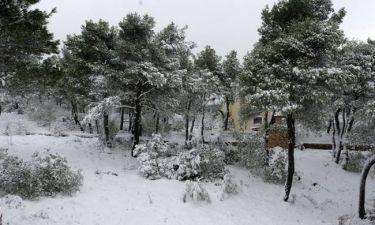 Καιρός: Οι μετεωρολόγοι προειδοποιούν: Πρωτοφανής χιονιάς θα «σαρώσει» την Αθήνα
