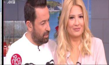 Ο μικρός Γιαννάκης στο Πρωινό και η αποκάλυψη της Φαίης για τον Γιώργο Λιάγκα on air!