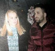 Γιαννιάς-Παντελιδάκη: Ρομαντική έξοδος, τρεις μήνες πριν υποδεχθούν τον γιο τους