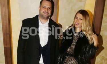Σταθοκωστόπουλος-Λοΐζου: Βραδινή έξοδος για δυο
