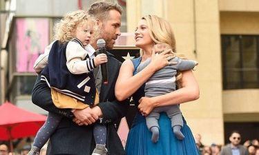 Η Blake Lively πρέπει να δάκρυσε μόλις άκουσε την τελευταία δήλωση του Ryan Reynolds