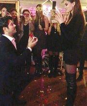 O πρωταγωνιστής του «Kara Sevda» παντρεύεται - Ιδού η πρόταση γάμου στην αγαπημένη του