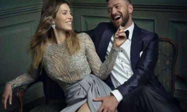 Δεν έχουμε δει ποτέ ξανά τον Justin Timberlake και τη Jessica Biel τόσο διαχυτικούς