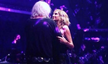 Άννα Βίσση - Νίκος Καρβέλας: Θυμήθηκαν τα παλιά on stage!