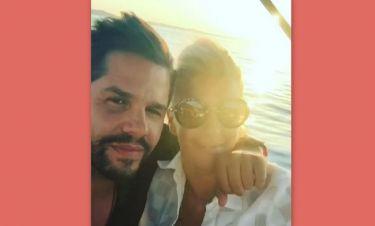 Γιώργος Τσαλίκης: Το αγαπησιάρικο βίντεο με τη γυναίκα της ζωής του, Δώρα