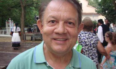 Θωμάς Παλιούρας: «Δεν έχω ανασφάλειες με το γήρας»