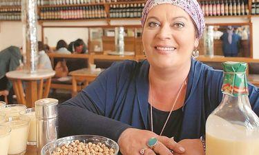 Μαρία Εκμετσίογλου: «Είχα την τύχη οι γιοι μου να αγαπήσουν πολύ τη δουλειά που κάνω»