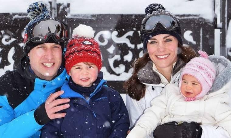 Prince William-Kate Middleton: Eπιτέλους αποκαλύφθηκε η αξιολάτρευτη ευχαριστήρια κάρτα με τα παιδιά