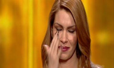 «Rising Star»: Τα δάκρυά της «πάγωσαν» τη Βανδή