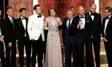 Χρυσές Σφαίρες 2017: Οι μεγάλοι νικητές της βραδιάς